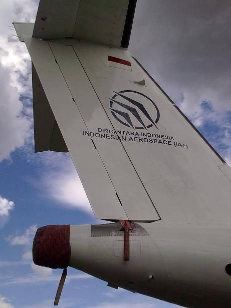 gambar teknik pesawat terbang