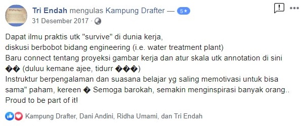 kursus gambar water treatment plant